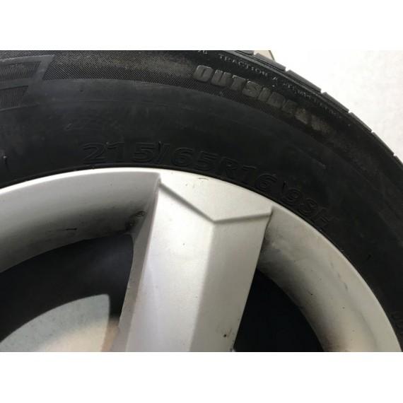 Колеса в сборе R16 215/65 Nissan Qashqai 5x114.3 купить в Интернет-магазине