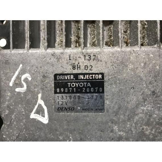 8987120070 Блок управления впрыском Lexus IS 220 купить в Интернет-магазине