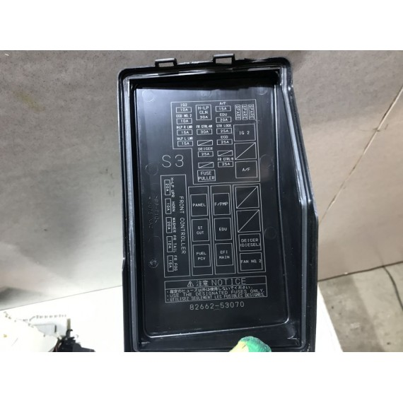 8266030A00 Блок предохранителей Lexus IS 250 купить в Интернет-магазине
