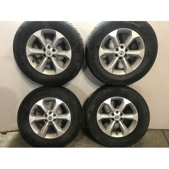 403004X00B Колеса R17 Nissan Pathfinder, Navara купить в Интернет-магазине