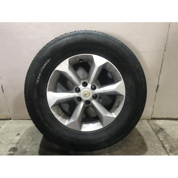 403004X00B Колесо R17 Nissan Pathfinder, Navara купить в Интернет-магазине