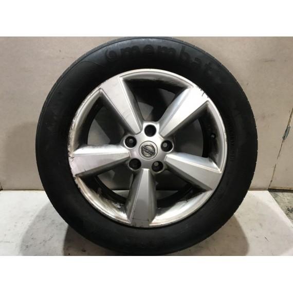 Колесо в сборе R17 215/60 Nissan Qashqai 5x114.3 купить в Интернет-магазине