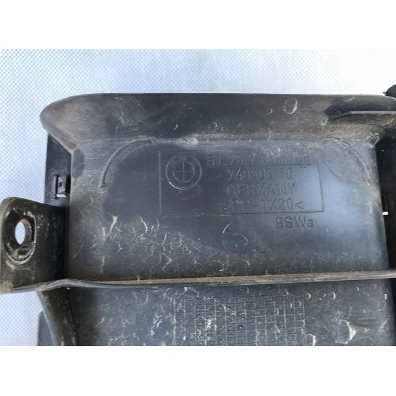 51717039131 Воздуховод тормозов левый BMW E60 E61 купить в Интернет-магазине