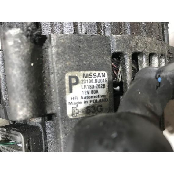 23100BU015 Генератор Nissan Primera P12 Almera N16 купить в Интернет-магазине
