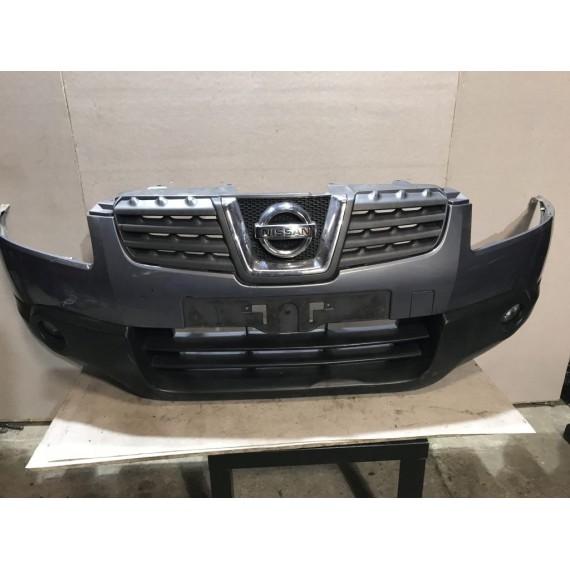 62022JD00H Бампер перед Nissan Qashqai J10 в сборе купить в Интернет-магазине