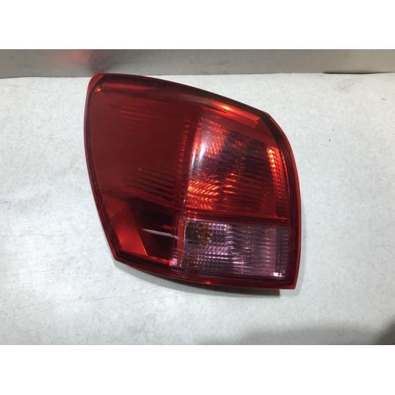 26555JD000 Фонарь задний левый Nissan Qashqai J10 купить в Интернет-магазине