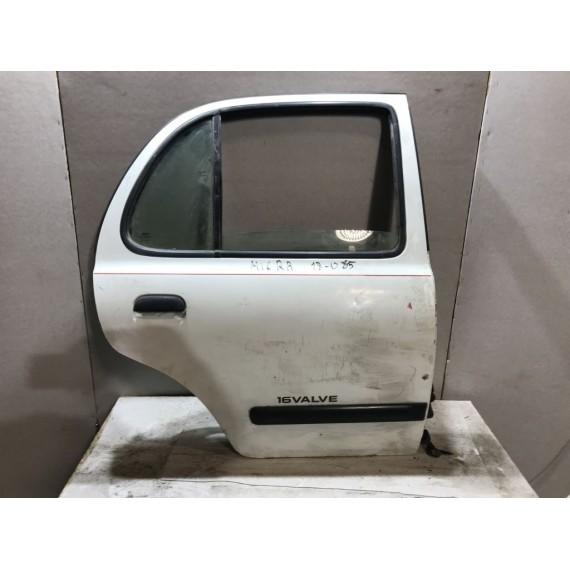 Дверь задняя правая Nissan Micra K11 купить в Интернет-магазине
