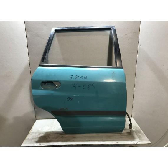 MR496964 Дверь задняя правая Mitsubishi Space Star купить в Интернет-магазине