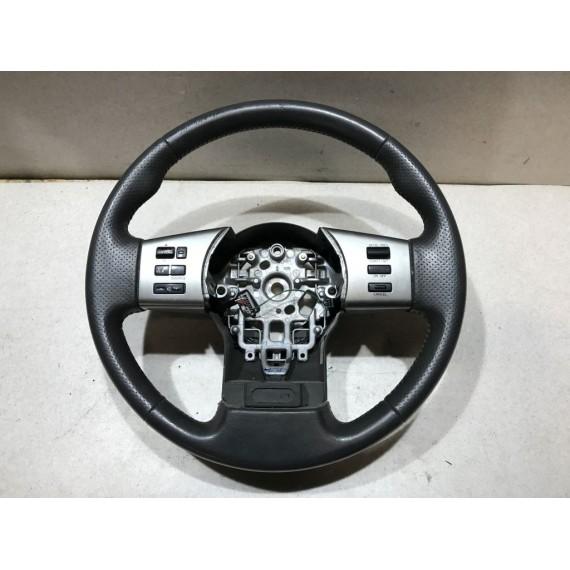 48430EB402 Руль кожаный Nissan Pathfiner, Navara купить в Интернет-магазине