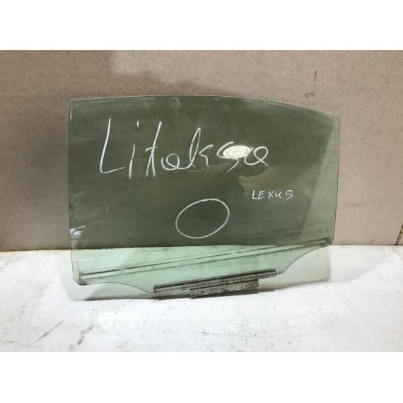 6811453140 Стекло двери задней левой Lexus IS купить в Интернет-магазине