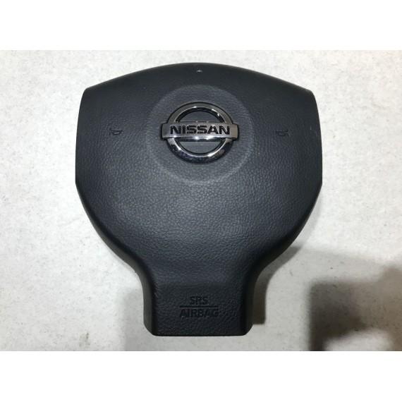 985109U09A Подушка в руль Nissan Note, Tiida купить в Интернет-магазине