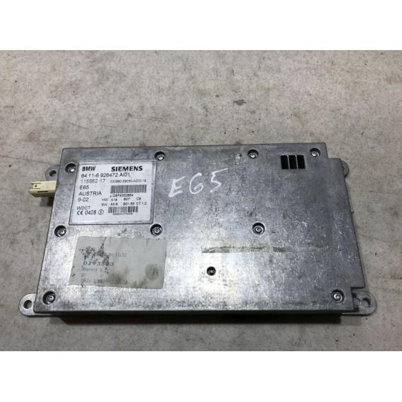 84110309889  Блок управления телефоном BMW E65 купить в Интернет-магазине