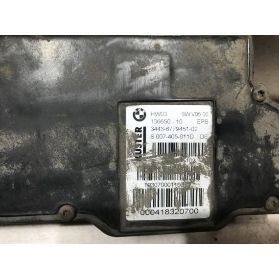 34436850289 ЭБУ Ручного тормоза BMW X5 E70 купить в Интернет-магазине