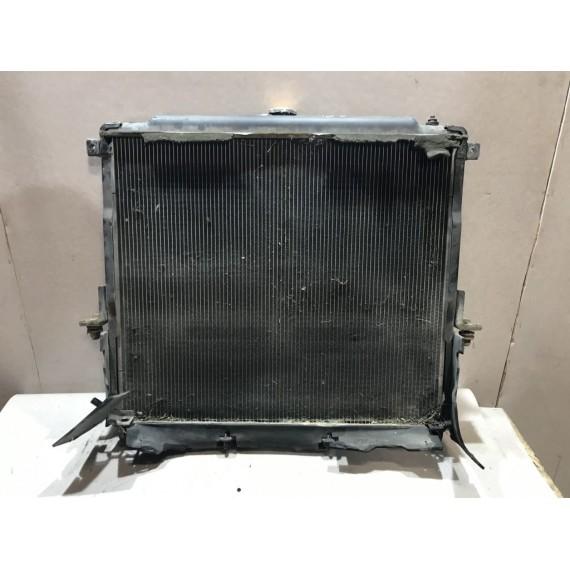 21460EB30A Радиатор основной Nissan Navara D40 купить в Интернет-магазине