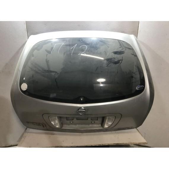 Дверь багажника со стеклом Nissan Primera P12 купить в Интернет-магазине