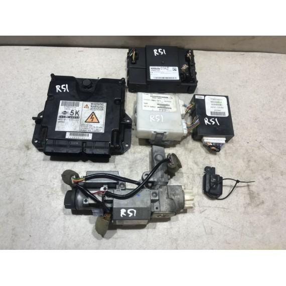 237104X05A Блок управления ЭБУ Nissan Pathfinder купить в Интернет-магазине