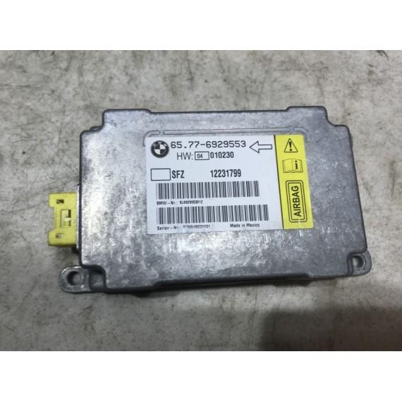 65776929553  блок управления AIR BAG BMW E65 купить в Интернет-магазине