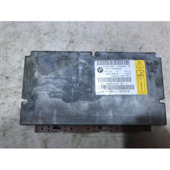 65776950242 блок управления AIR BAG BMW E65 купить в Интернет-магазине