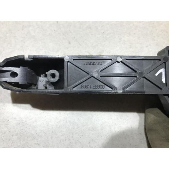80611EB30A Ручка двери L Nissan Qashqai купить в Интернет-магазине