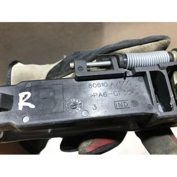 80610AV600 Ручка наруж. правая Nissan Primera P12 купить в Интернет-магазине