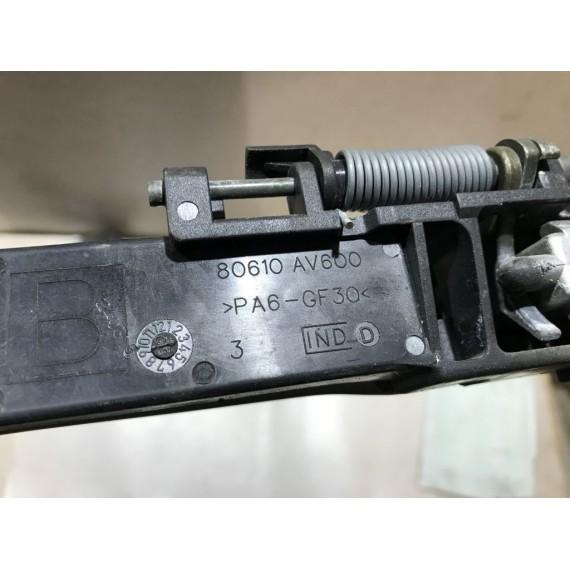 80610AV601 Ручка наружная R Nissan Primera P12 купить в Интернет-магазине
