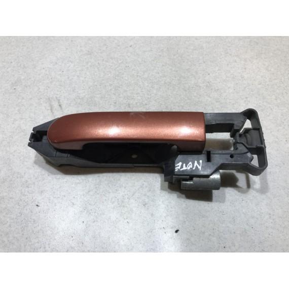 80646AX624 Ручка двери наружная Nissan Note E11 купить в Интернет-магазине