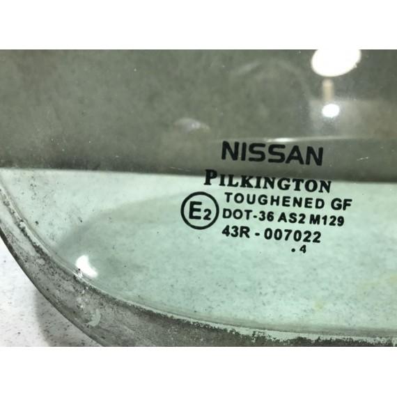 82262BM701 Стекло двери зад L Nissan Almera N16 купить в Интернет-магазине