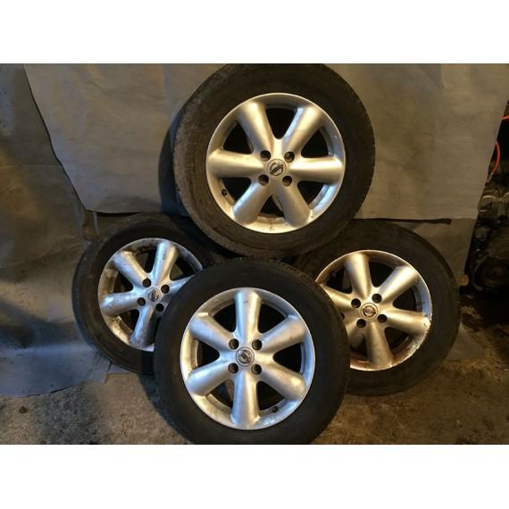 Купить Колеса R15 для для Nissan Note (E11) 2006-2013 в Интернет-магазине