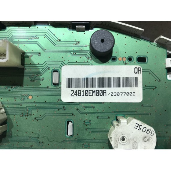 24810EM00A Панель приборов Nissan Tiida C11 купить в Интернет-магазине