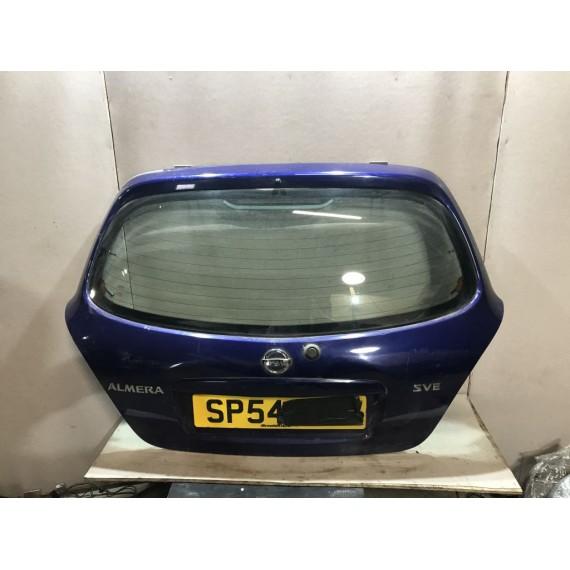 901005M331 Дверь багажника Nissan Almera N16 5дв купить в Интернет-магазине