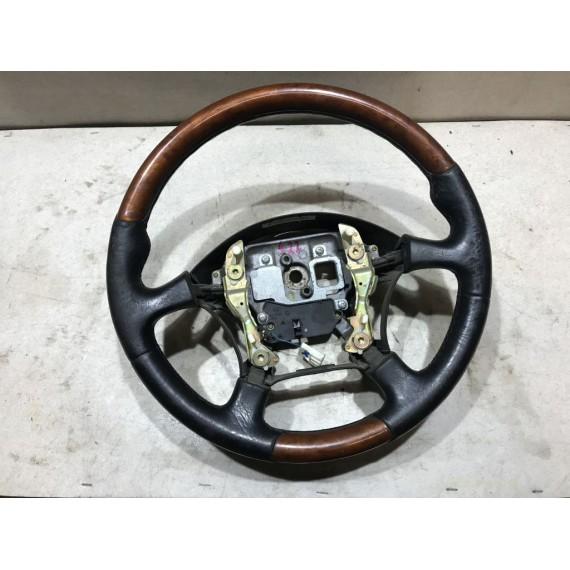 Руль (вставки дерево) Nissan Primera P11 купить в Интернет-магазине
