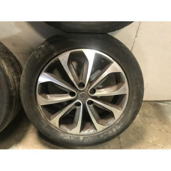 Колеса в сборе R18 215/55 Nissan Qashqai 5x114.3 купить в Интернет-магазине