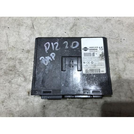 28550AV6 Блок комфорта Nissan Primera P12 купить в Интернет-магазине