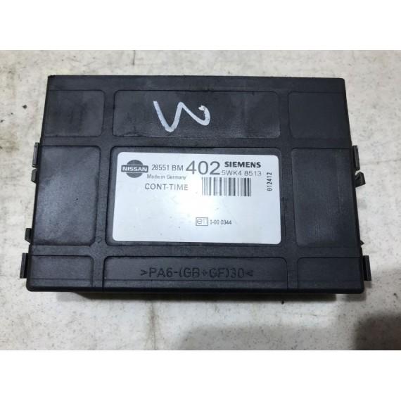 28551BM402 Блок комфорта Nissan Almera N16 купить в Интернет-магазине