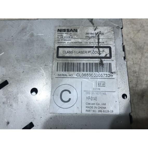 28184BA000 Проигрыватель CD Nissan Primera P12 купить в Интернет-магазине