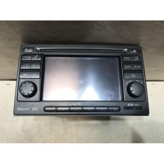25915BH10C Магнитола Nissan Qashqai J10, Note купить в Интернет-магазине