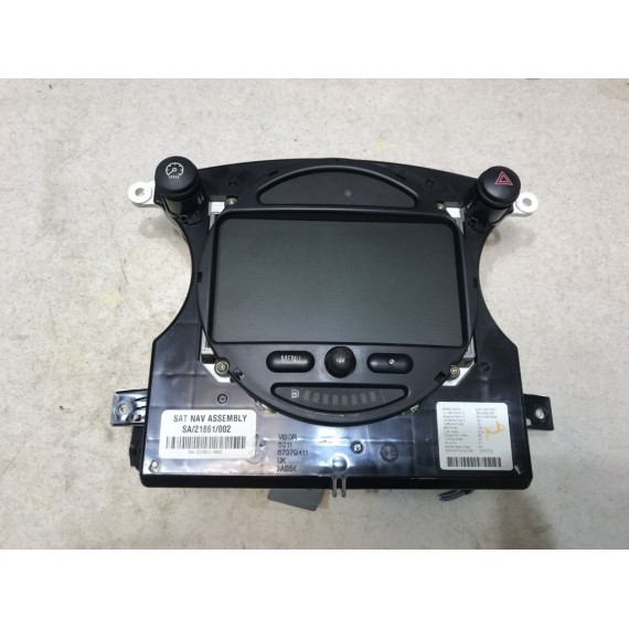 62116921521 Система навигации Mini R50 купить в Интернет-магазине