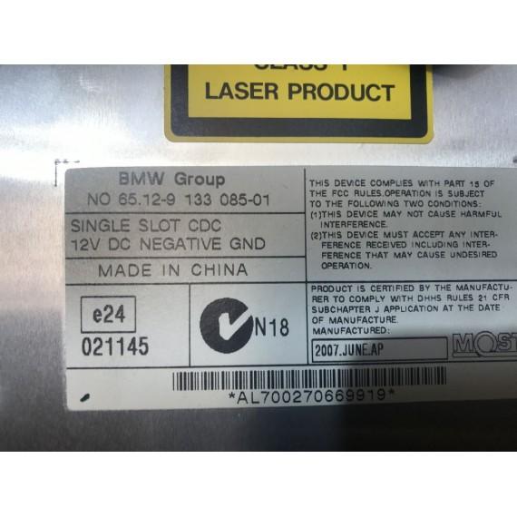 65129133085 CD Чейнджер BMW X5 E70 X6 E71 Mini купить в Интернет-магазине