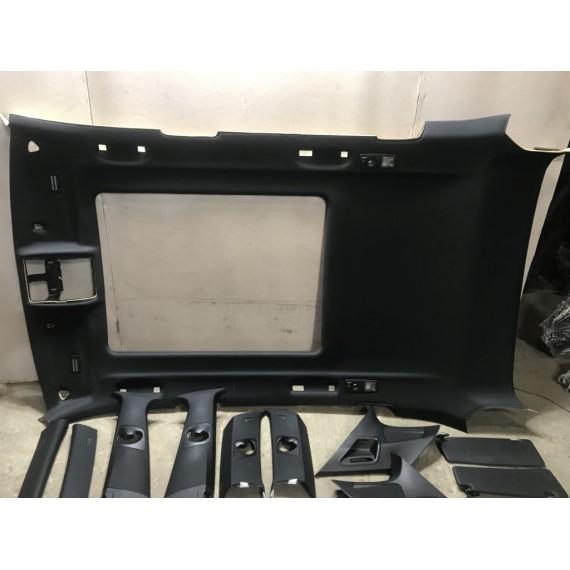51448037341 Черный потолок под люк BMW X5 E70 купить в Интернет-магазине
