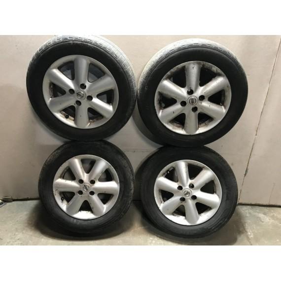Колеса в сборе 185/65 R15 4x100 Nissan Note E11 купить в Интернет-магазине
