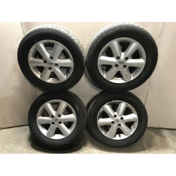 Колеса 185/65 R15 4x100 Nissan Note E11 купить в Интернет-магазине