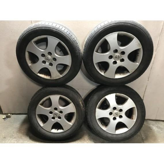 Колеса в сборе 205/60 R16 Nissan Primera P12 купить в Интернет-магазине