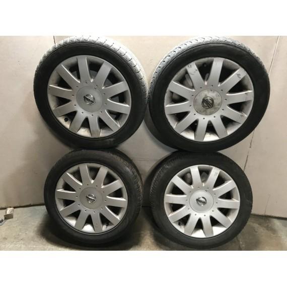 Колеса в сборе 215/50 R17 Nissan Primera P12 купить в Интернет-магазине