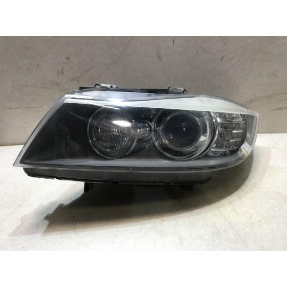 63117202589 Фара левая BMW E90 рестайлинг AHL купить в Интернет-магазине