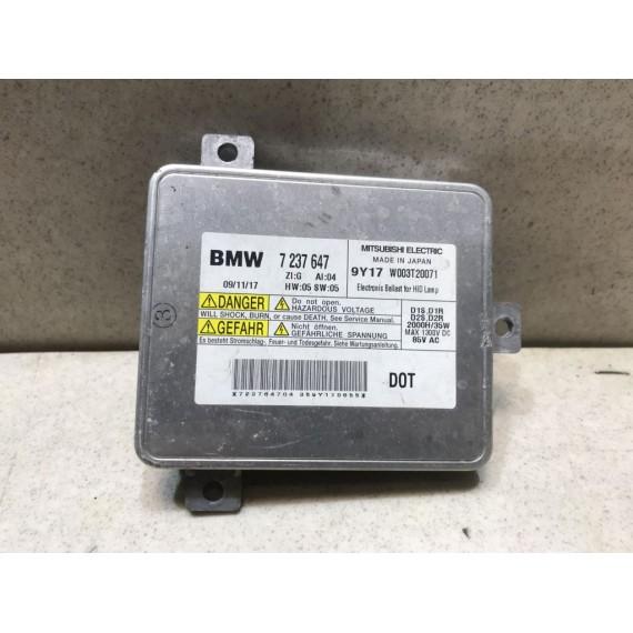7237647 Блок розжига ксенона BMW купить в Интернет-магазине