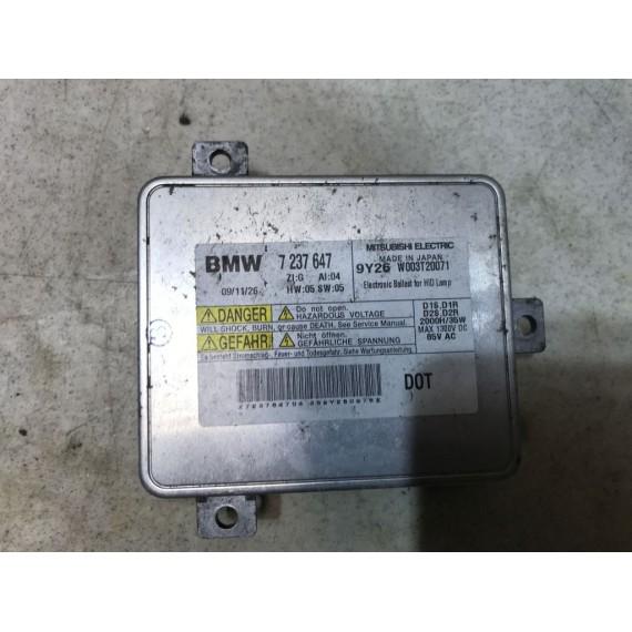 7237647 Блок розжига ксенона BMW E90 F10 F20 F11 купить в Интернет-магазине