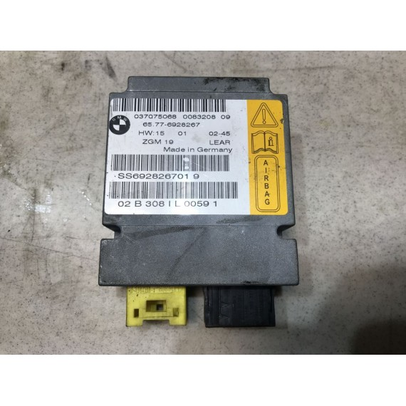 65776928267 Блок Airbag BMW E65 купить в Интернет-магазине