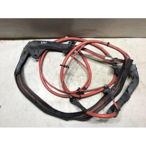 61129205520 Плюсовой провод батареи BMW E90 E91 купить в Интернет-магазине