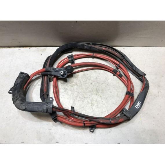 61126938498 Плюсовой провод батареи BMW E90 купить в Интернет-магазине