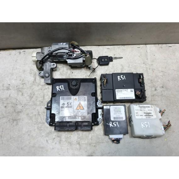 237104X05A Блок управления Nissan Pathfinder R51 купить в Интернет-магазине